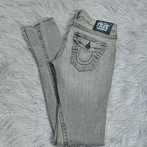 True Religion Skinnies